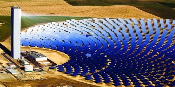 Energie solaire : 125 millions de dollars de plus pour Noor Midelt