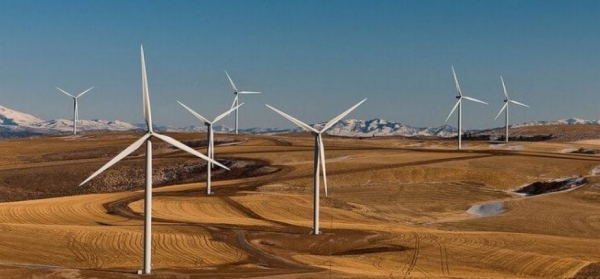 Inauguration à Tanger du parc éolien Khalladi