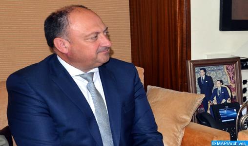 Le président de la Wallonie salue l'engagement du Maroc pour la lutte contre le réchauffement climatique