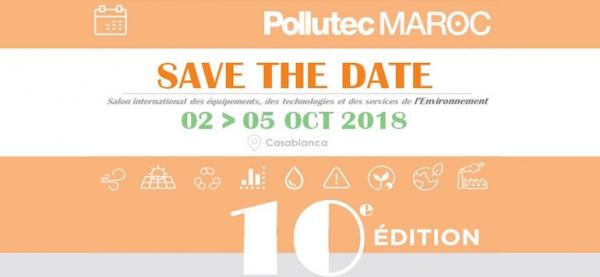 10e Pollutec Maroc : Sous le signe de l'innovation et de la nouveauté