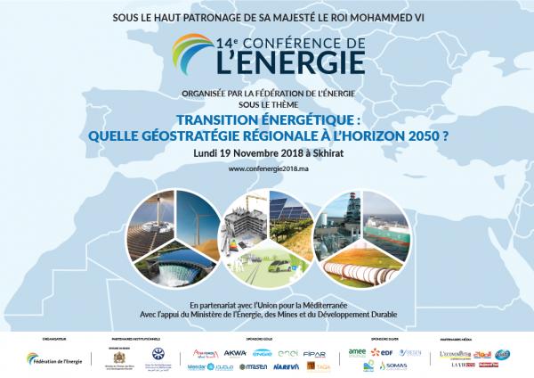 14e édition de la Conférence de l'Energie