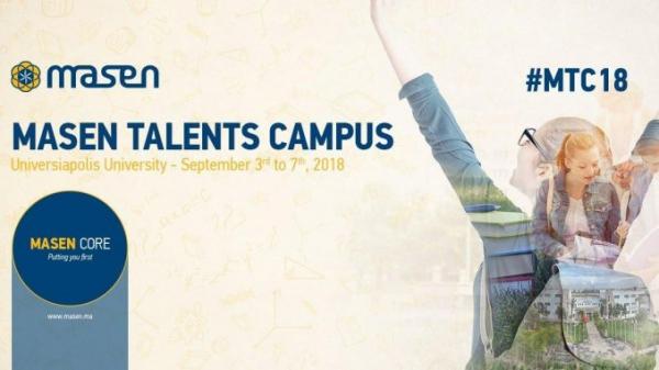 MASEN lance à Agadir l'édition 2018 de son « Masen Talents Campus »