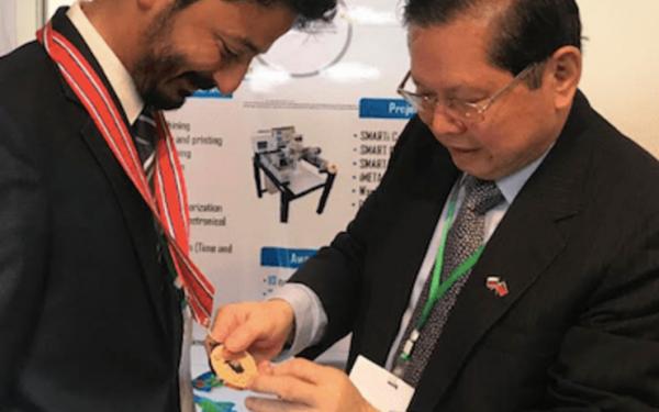 Photovoltaïque : Une invention marocaine primée à l'international