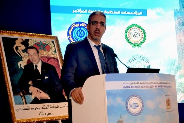 11è Conférence arabe sur l'énergie à Marrakech : Appel à tirer profit de la complémentarité dans le domaine énergétique