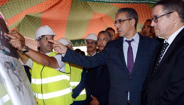 3,8 MMDH pour la station de transfert d'énergie par pompage d'Abdelmoumen à Taroudant