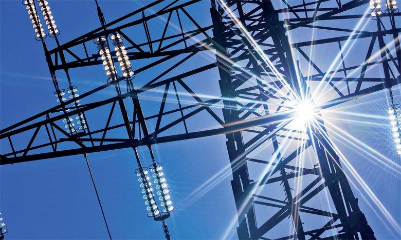 Hausse de 6,4% de la production nationale de l'énergie électrique à fin août 2018