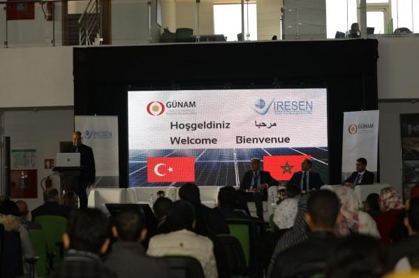 IRESEN : Conférence sur les nouvelles technologies photovoltaïques au Maroc et en Turquie