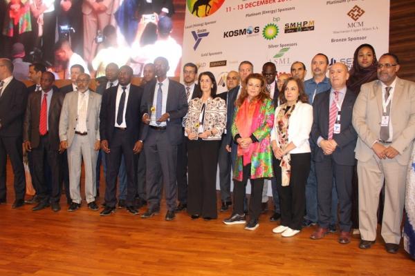 Convention de partenariat entre l'ONHYM et la SMHPM