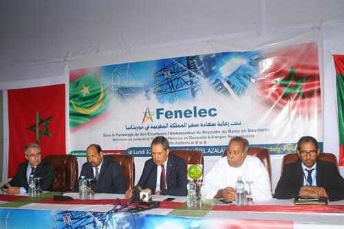 Hommes d'affaires marocains et mauritaniens examinent les perspectives de la coopération dans le domaine de l'énergie