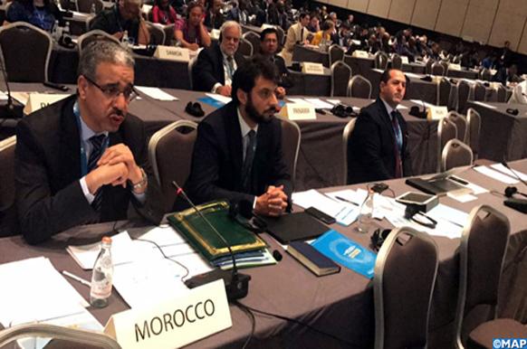 EnR : Appel au renforcement de la coopération internationale