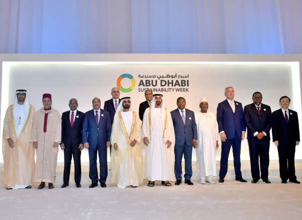 SAR le Prince Moulay Rachid représente SM le Roi à la Semaine de la durabilité d'Abu Dhabi
