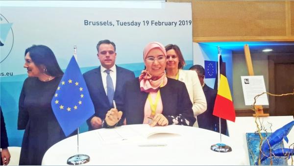 Lutte contre le changement climatique : Le Maroc signe la Déclaration de Bruxelles