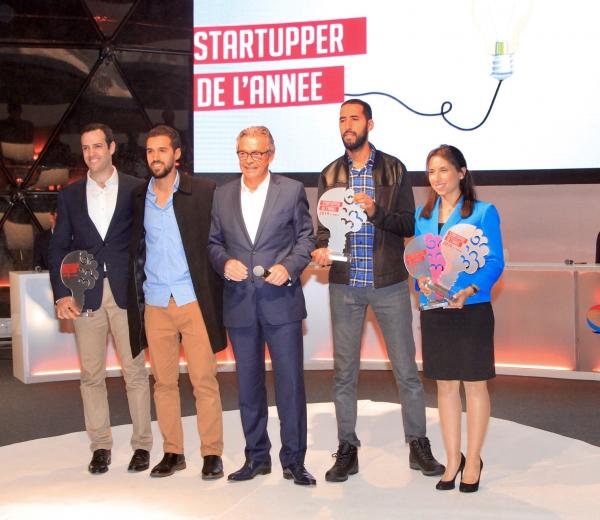 Challenge Startupper de l'année par Total au Maroc : les lauréats primés à Casablanca