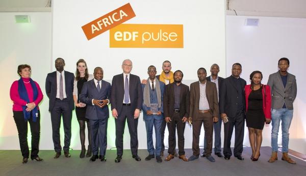 EDF lance la 3e édition des Prix EDF Pulse Africa