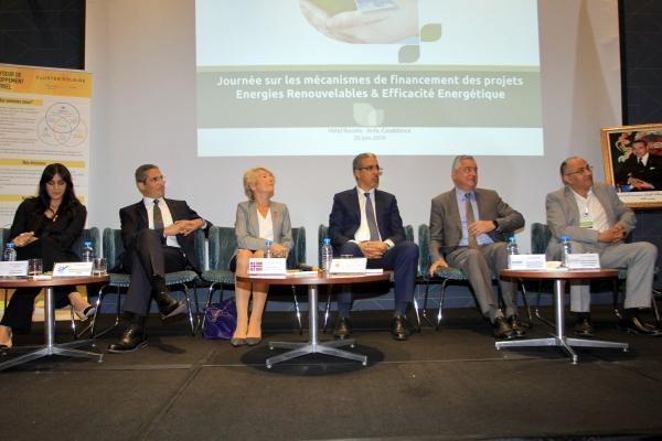 AMEE, Cluster Solaire et AMISOLE sensibilisent sur les mécanismes de financement des projets EnR/EE