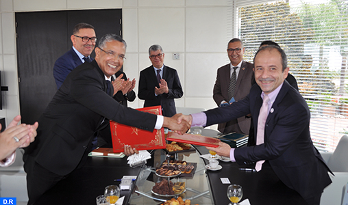 L'ONEE et l'AFD signent deux conventions de financement d'un montant total de 51 millions d'Euros