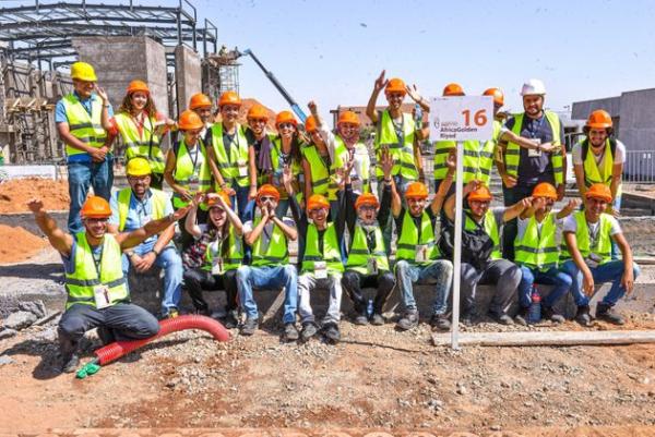 Benguerir : Lancement de la phase de construction du village solaire pour la première édition du Solar Décathlon Africa