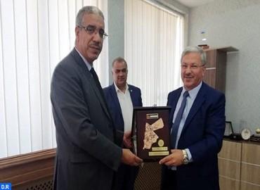 Maroc-Jordanie : Examen des moyens de renforcer la coopération dans les secteurs de l'énergie et des mines