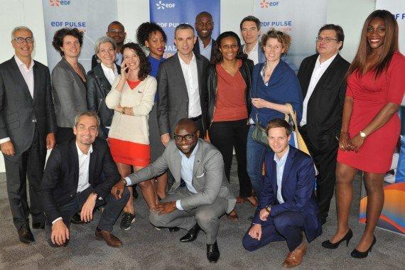 Trois projets primés lors du Challenge « EDF Pulse Africa Tour Maroc »