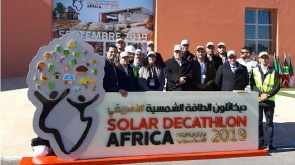 « Solar Decathlon Africa » ouvre ses portes
