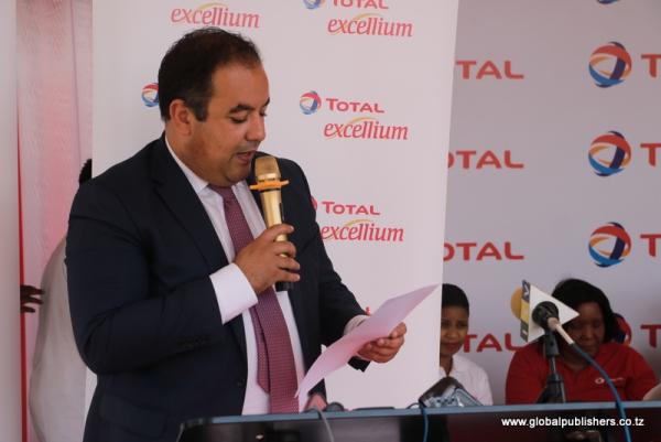 M. Tarik Moufaddal nouveau DG de Total Maroc