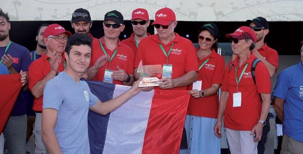 Moroccan Solar Race Challenge 2019 : L'équipe française « Eco Solar Breizh » décroche le titre