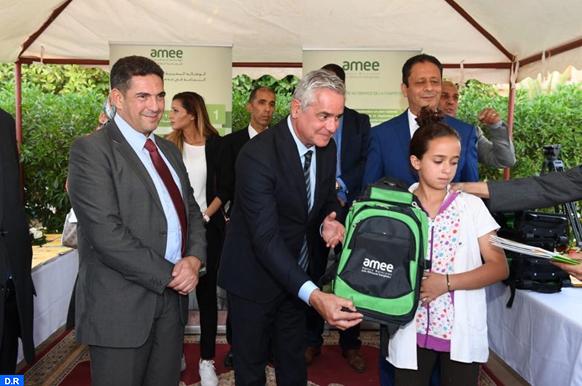 L'AMEE sensibilise les écoliers à l'importance de l'efficacité énergétique