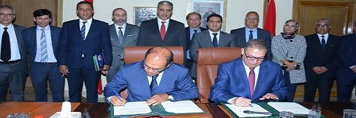 Ministère de l'énergie et des mines-CNESTEN: Accord-cadre de partenariat