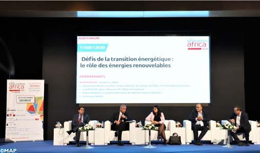 Transition énergétique: La stratégie énergétique marocaine mise en exergue à Skhirat