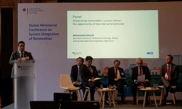 L'engagement du Maroc pour réussir la transition énergétique mondiale mis en exergue à Berlin