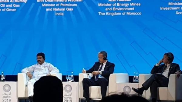 Energies renouvelables : Rebbah présente les ambitions marocaines à Abou Dhabi