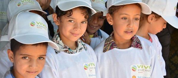 Vivo Energy Maroc lance la première École de Réinsertion Scolaire à Casablanca