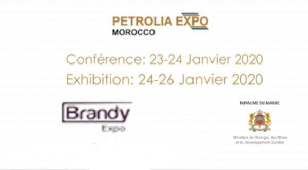 Conférence Internationale du Pétrole et du Gaz 23 janvier 2020 à l'Hôtel Farah de Casablanca