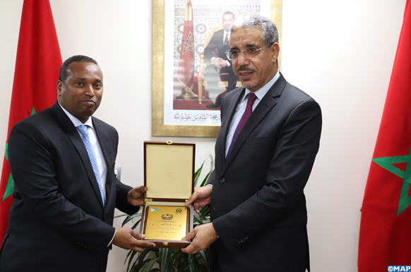 Maroc-Djibouti : accord de coopération en matière d'énergie et des mines