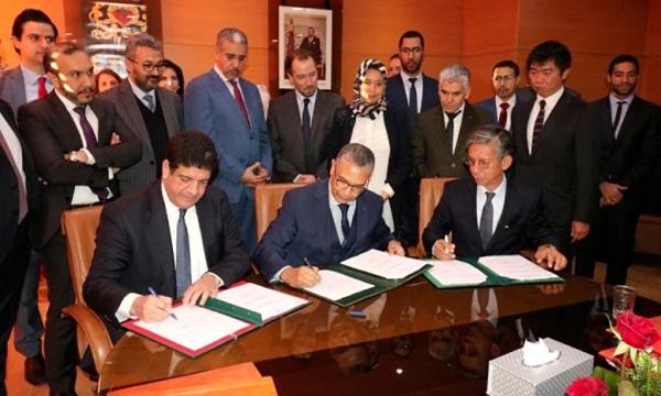 Bouclage du financement de la première phase du parc éolien de Taza