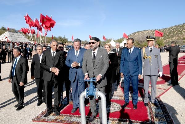 Essaouira : Des projets hydrauliques consacrant la Vision Royale d'un développement durable et intégré