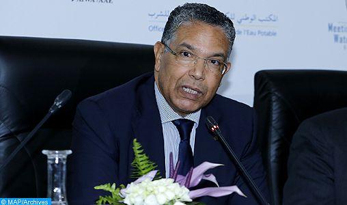 """M. Hafidi : « Le barrage """"Moulay Abderrahmane"""", une grande infrastructure qui permettra d'alimenter la province d'Essaouira en eau potable »"""