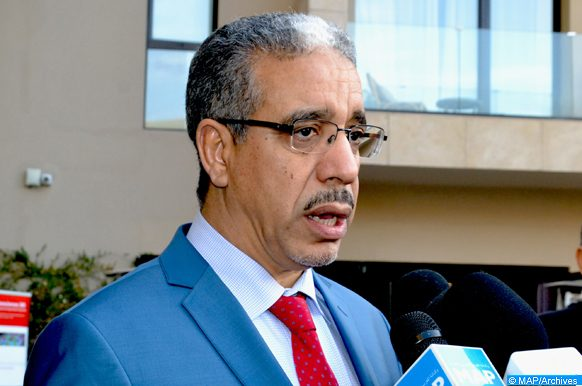 M. Rabbah appelle le gouvernement des jeunes à formuler des idées pour la promotion du secteur de l'énergie et des mines