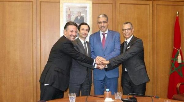 ONEE / Taqa Morocco : Rénovation d'unités de la Centrale thermique de Jorf Lasfar