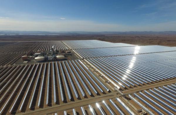 Noor PV II (phase 1) : Lancement de de l'Appel à Manifestation d'Intérêt relatif au développement de projets solaires photovoltaïques