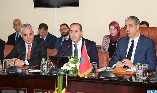 M. Rabbah souligne l'intérêt accordé par le Maroc et l'Espagne à la recherche scientifique dans le domaine de l'énergie