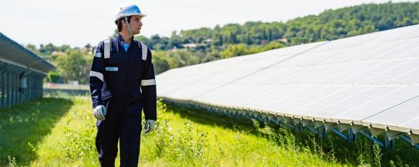 ENGIE offre une solution solaire photovoltaïque intégrée pour l'irrigation agricole au Maroc