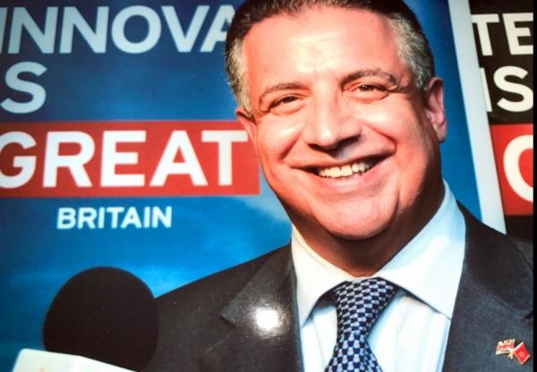 Mohammed Raihani quitte la Présidence de la Chambre de commerce britannique au Maroc