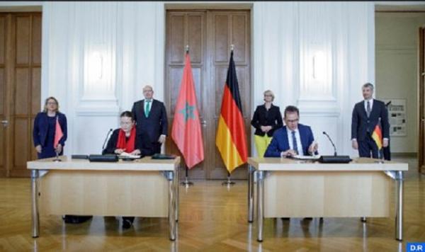 Hydrogène vert : Accord de coopération maroco-allemand