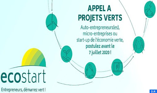 Économie verte : Lancement de l'appel à projets « Ecostart »