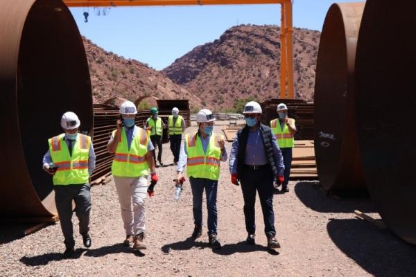 ONEE : Leadership régional dans le domaine de stockage intelligent de l'énergie à travers la STEP Abdelmoumen