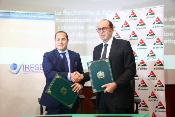 Efficacité énergétique: Groupe Al Omrane et l'IRESEN renforcent leur partenariat