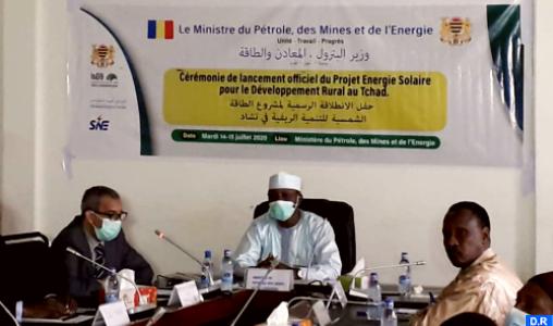 Le Maroc disposé à partager son expertise et son savoir-faire dans le domaine des énergies renouvelables avec le Tchad