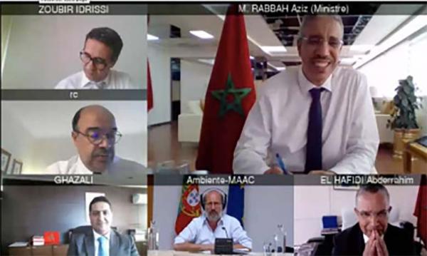 L'état de la coopération bilatérale en matière d'énergie au cœur d'entretiens maroco-portugais