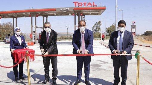 Atlantis: Première station-service au concept Mobility de Total Maroc